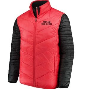 Men's Portland Trail Blazers G-III Sports Red VEST